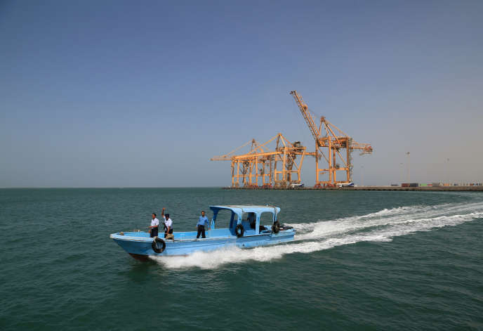 Hodeïda est une ville portuaire sur la mer Rouge par où transitent 70 % des importations yéménites.