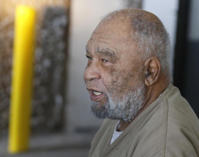 Samuel Little, le 26 novembre, à Odessa (Texas).