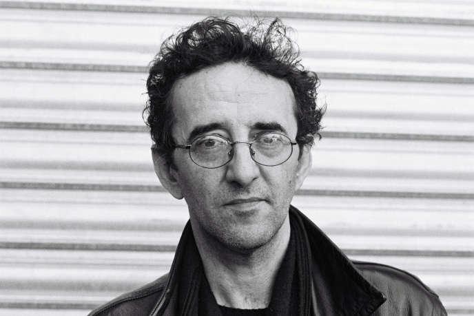 L'écrivain chilien Roberto Bolaño (1953-2003), en mars 2003.