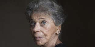 L'écrivaine américaine Vivian Gornick, en 2018.