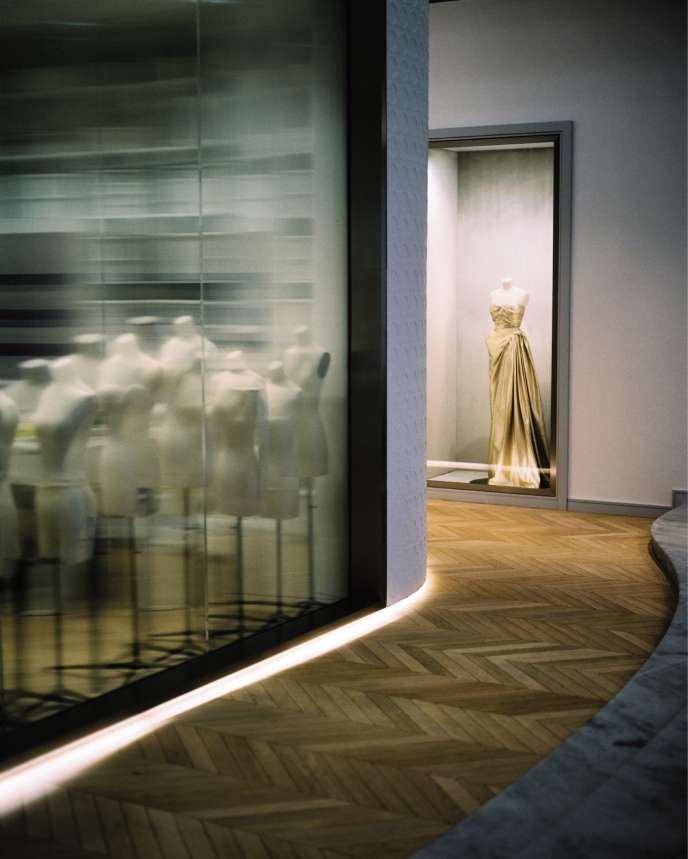 Or collection, les archives de la maison Dior