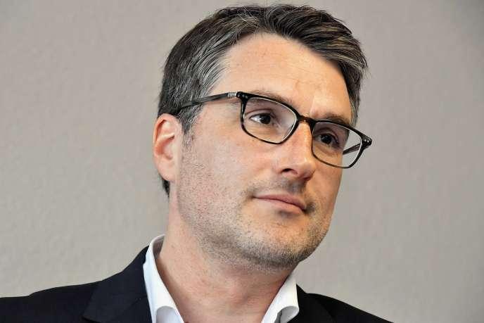 Florent Boudié, député LRM de Gironde.