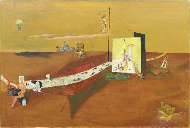 «Komposition» (1934), d'Otto Abt.