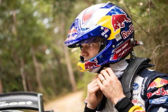 A l'issue de la deuxième journée de l'ultime rallye 2018, le 17 novembre à Coffs Harbour (Australie), six pilotes se tiennent en 17 secondes, dont SébastienOgier.