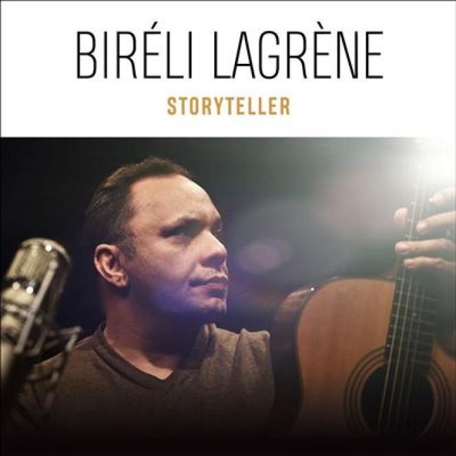 Pochette de l'album«Storyteller», de Biréli Lagrène.