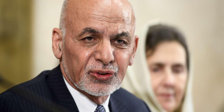 Ashraf Ghani, le président afghan sortant, officiellement réélu de justesse