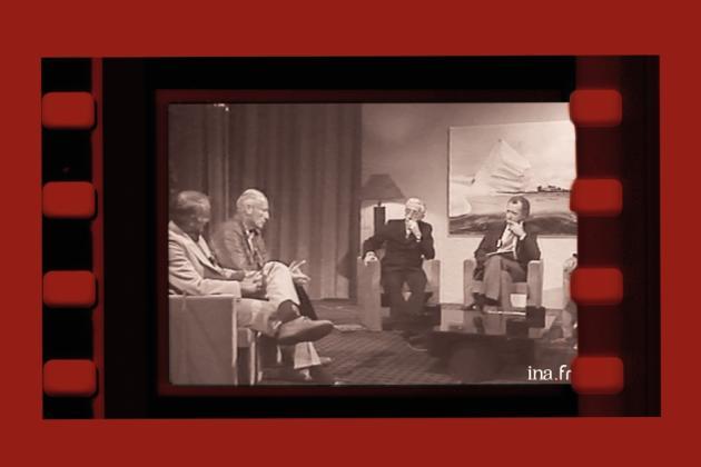 Jacques-Yves Cousteau conteste le concept de réchauffement climatique exposé par Haroun Tazieff dans «Les dossiers de l'écran» en 1979.