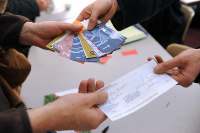 Près de 3 000 particuliers ont recours quotidiennement à l'eusko, la monnaie locale du Pays basque, ainsi que 792 professionnels et commerçants.
