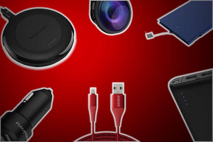 Pour Noël, à chaque smartphone son cadeau utile au pied du sapin.