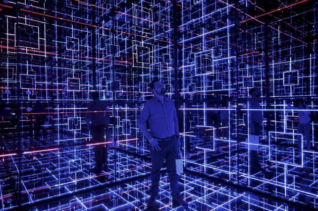 L'exposition«Oh ! Future Sensation», en mars 2015 à Sao Paulo (Brésil), a été victime de la cyberattaque NotPetya fin juin2017.