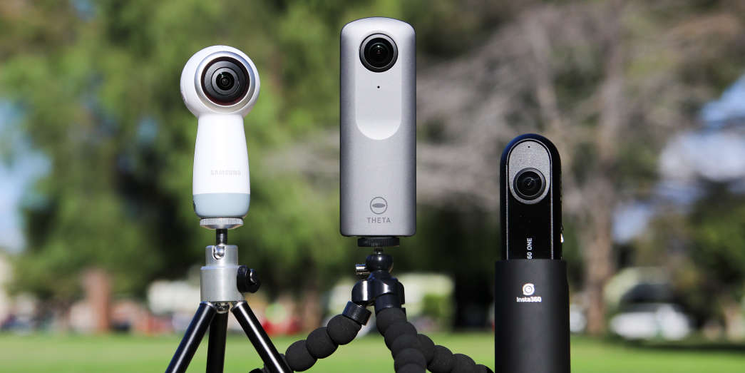 Quelle Caméra 360 Choisir