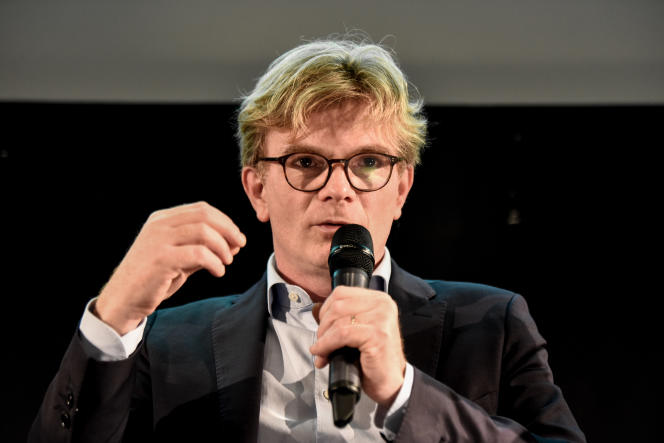 Marc Fesneau, ministre chargé des relations avec le Parlement, a commenté la baisse de la mobilisation.