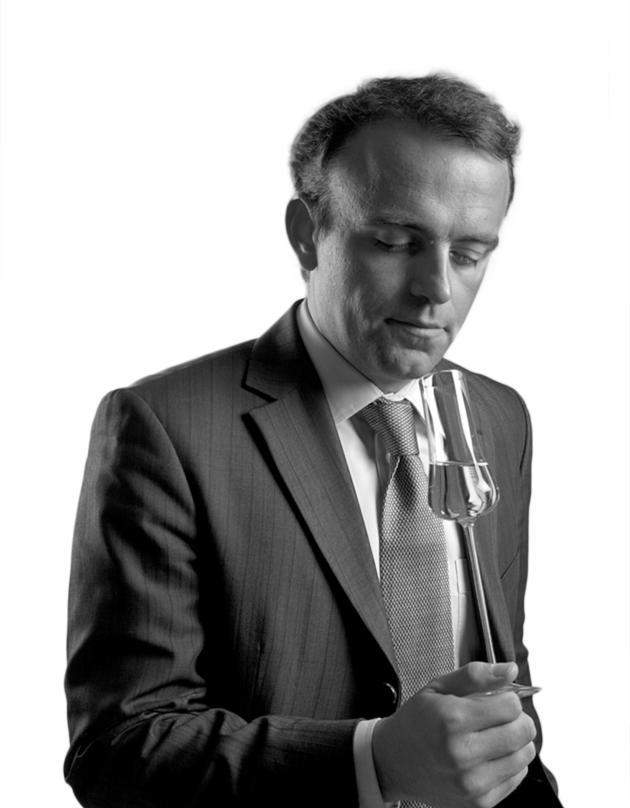 Victor Duntze, de la maison de négoce G. F. Duntze.