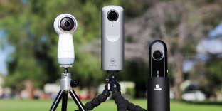 Notre sélection des meilleurs appareils photos et caméras à 360 degrés pour 2018.
