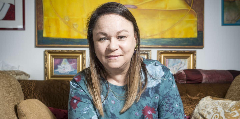 Zoé Valdes, écrivaine cubaine.
