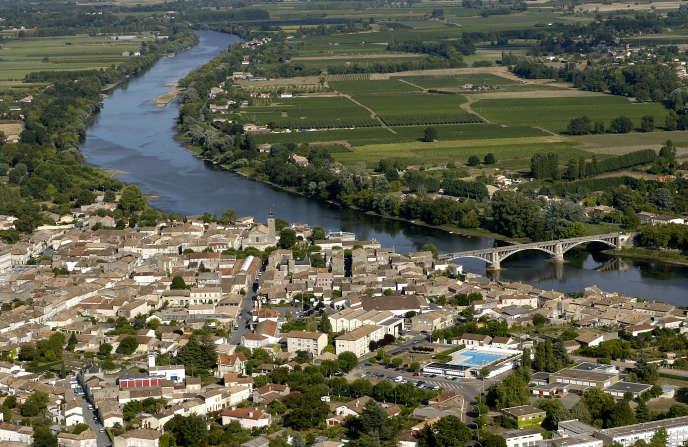 Castillon-la-Bataille (Gironde).