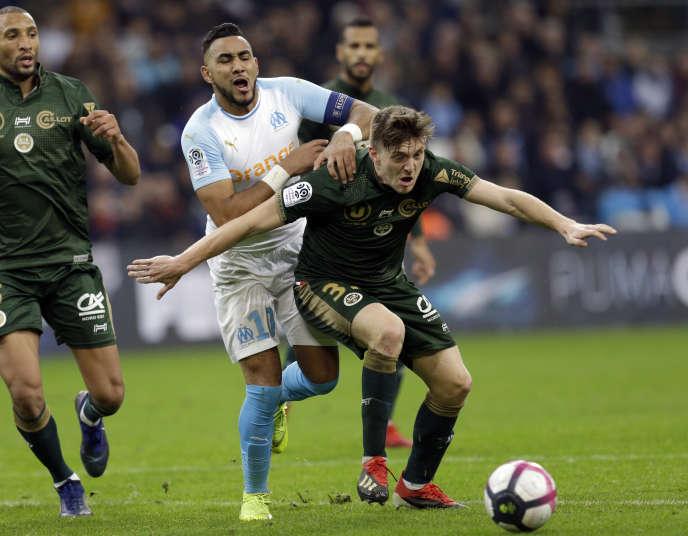 La défense de Reims a réussi à museler l'OM, qui a concédé le match nul à domicile.