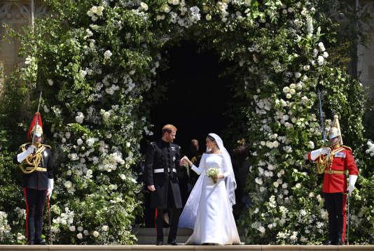 Meghan Markle et le prince Harry snobent les tabloïds pour la naissance de « Baby Sussex »