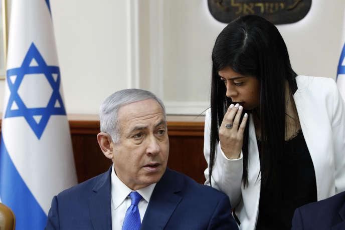 Le premier ministre Nétanyahou (ici à Jérusalem, le 2 décembre) est menacé d'une troisième inculpation pour une affaire de corruption.