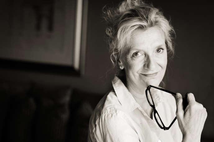 La romancière américaine Elizabeth Strout, en 2013.