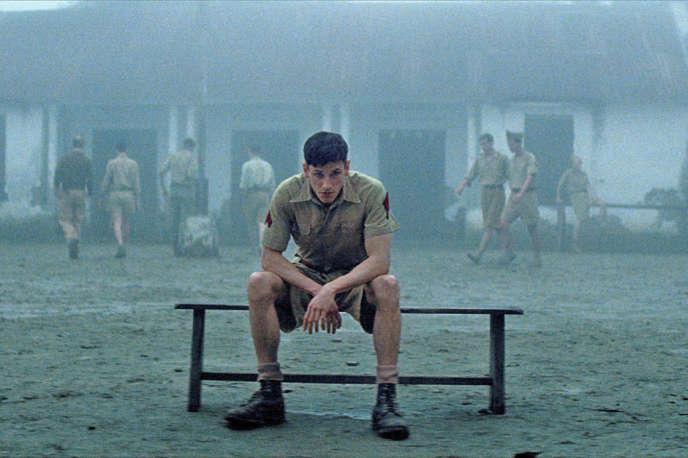 Gaspard Ulliel dans le film « Les Confins du monde »de Guillaume Nicloux.