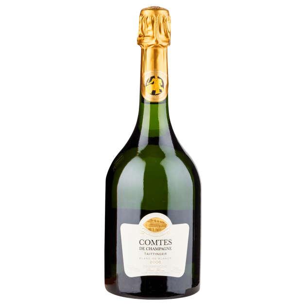 « Comtes de Champagne », Taittinger.