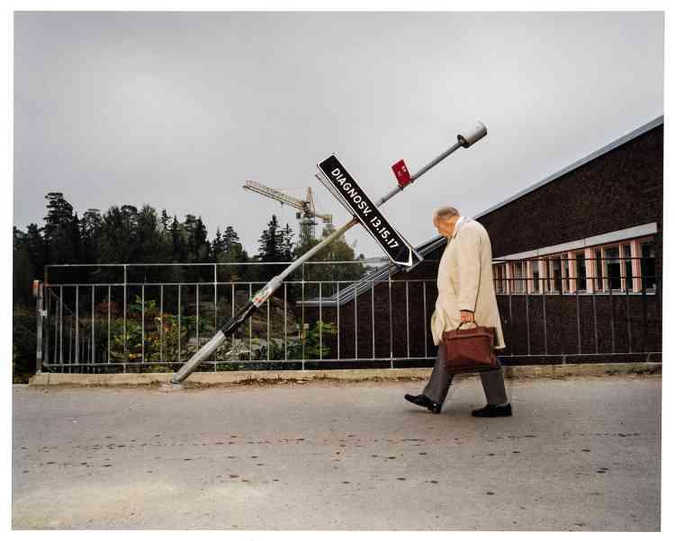 «Flemingsberg», 1989 ( série «Country Beside Itself»).