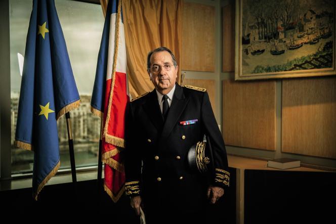 Michel Delpuech.