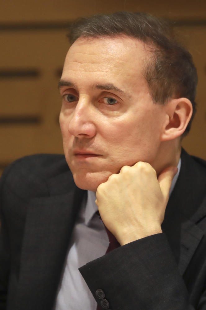 Gaël Giraud, en janvier 2017.