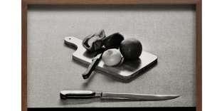 « Cutting Board, Knife» 2013.