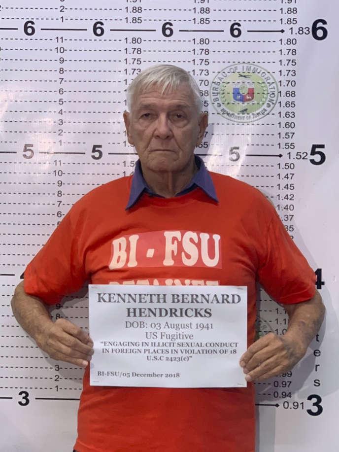 6ea40425477 Pédophilie   un prêtre américain arrêté aux Philippines