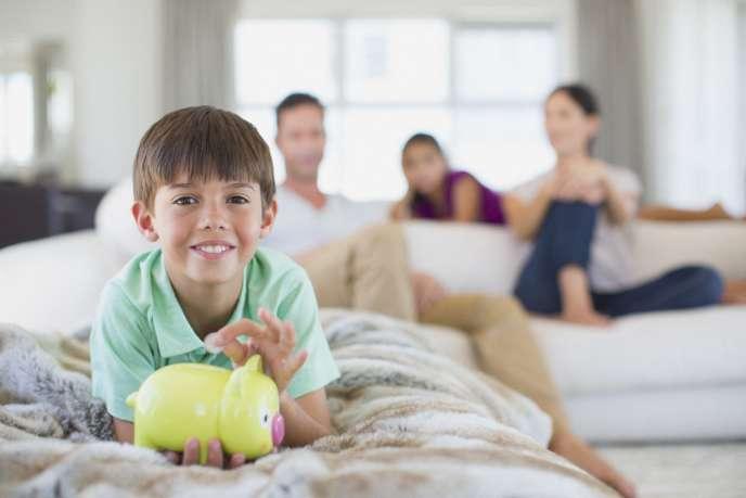 Les droits des parents sur l'épargne de leur enfant varient en fonction de son âge