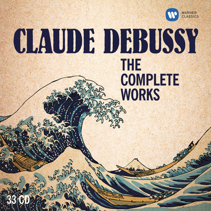 Claude Debussy: The Complete Works.
