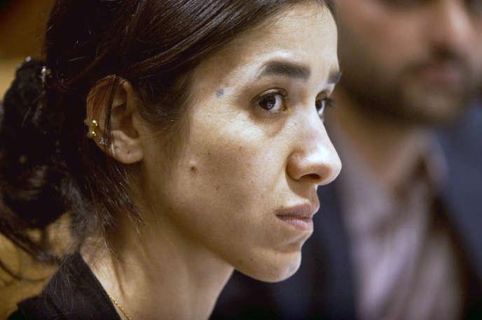 """Résultat de recherche d'images pour """"Nadia Murad photos"""""""