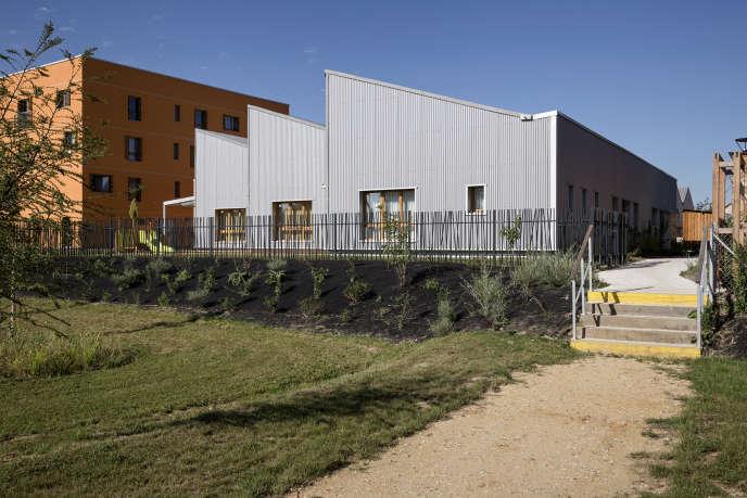 Ecoquartier des Noes, Val de Reuil - Atelier Philippe Madec - Photographie : Pierre-Yves Brunaud