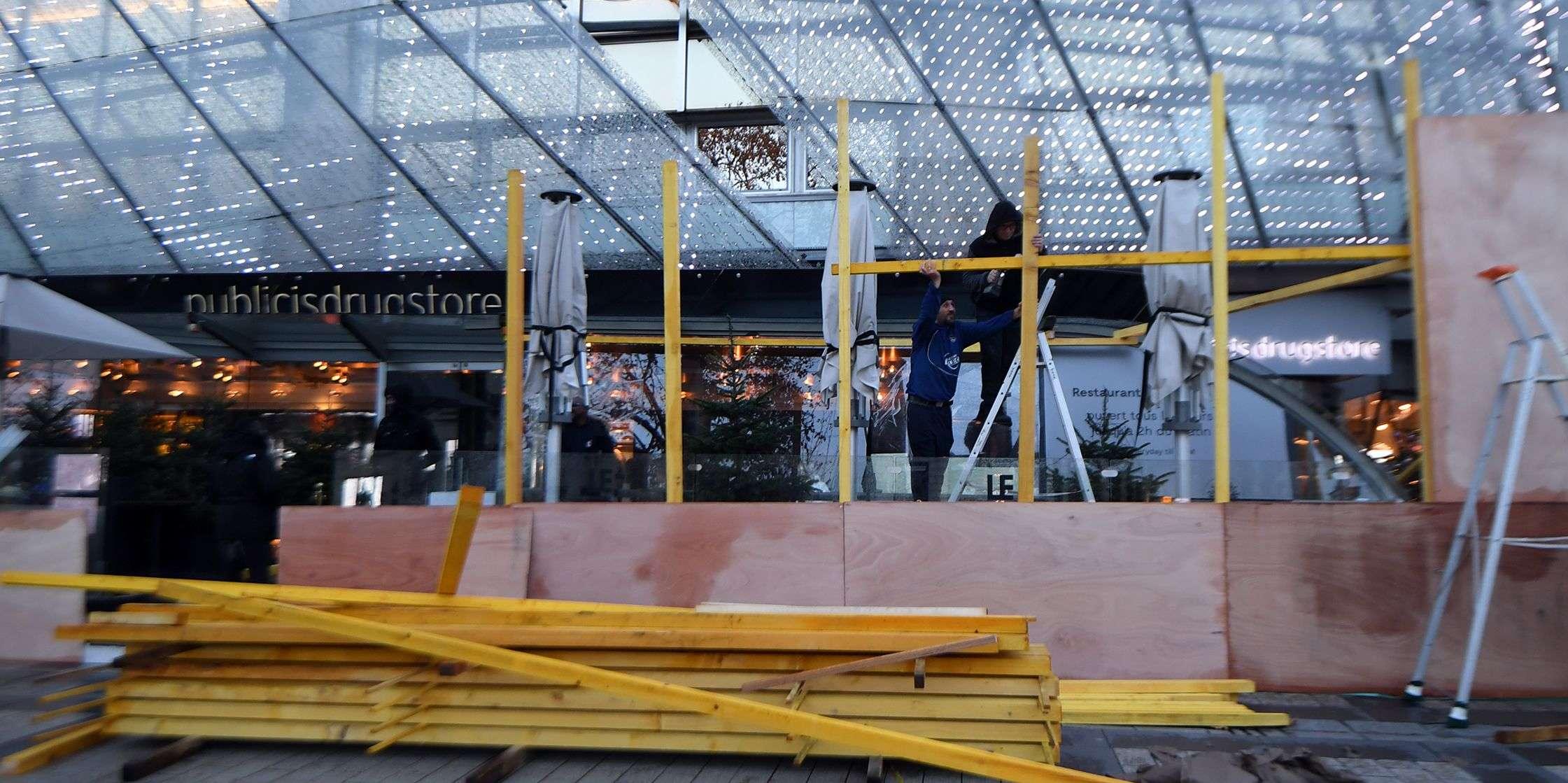 « Gilets jaunes »   dispositif de sécurité, grands magasins et stations de  métro fermés… Le point sur la mobilisation de samedi cd4dec69b572