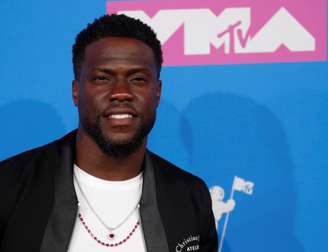 Kevin Hart lors desMTV Video Music Awards, le 20 août 2018, à New York.