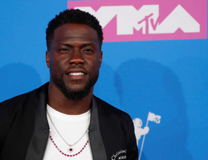 Kevin Hart lors des MTV Video Music Awards, le 20 août 2018, à New York.