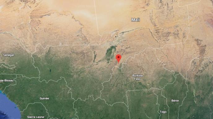 L'incident a eu lieu dans le cercle de Bankass, dans le centre du Mali.