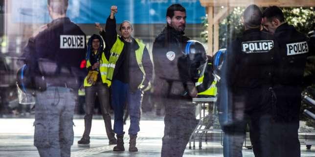 En vísperas de un nuevo día de movilización, las autoridades bajo tensión.