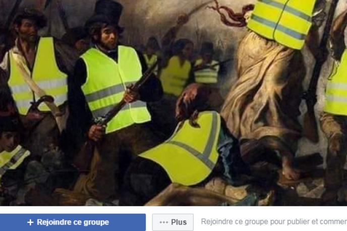 """«Le mouvement des """"gilets jaunes"""" doit énormément aux réseaux sociaux et tout particulièrement à Facebook. »"""