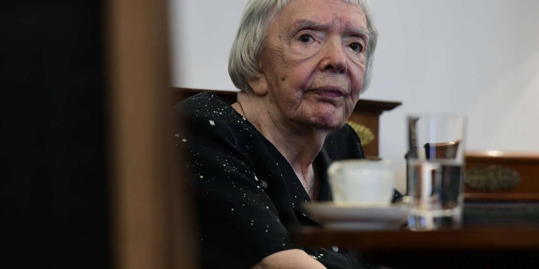 la más antigua militante de los derechos del hombre russe Lioudmila Alexeeva est morte