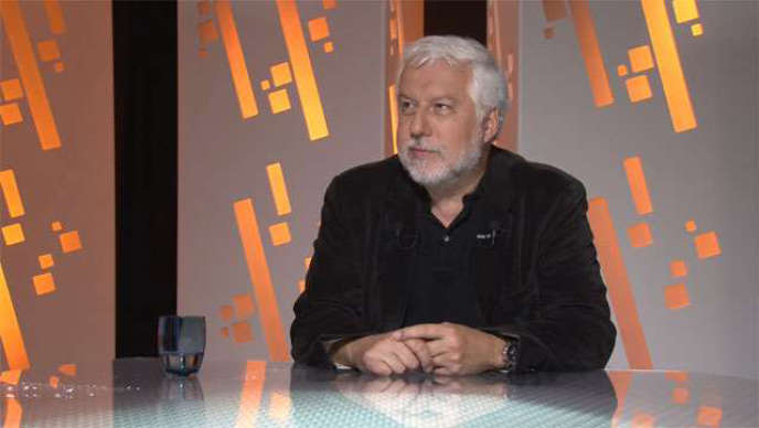 Bernard Giroux a dirigé le service de presse du CNPF (ex-Medef) de 1989 à 2003.
