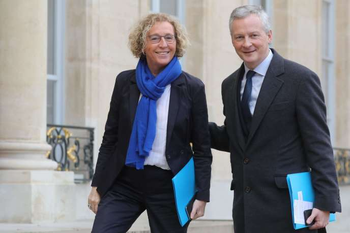 « L'obligation de résultat sera contrôlée avec un délai de mise en œuvre de trois ans» (La ministre du travail Muriel Penicaud et le ministre de l'économie Bruno Le Maire, le 10 décembre, à l'Elysée).