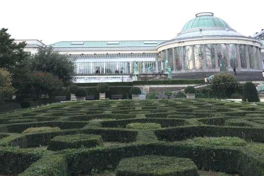 A Bruxelles Des Plans Des Parcs Et Des Jardins
