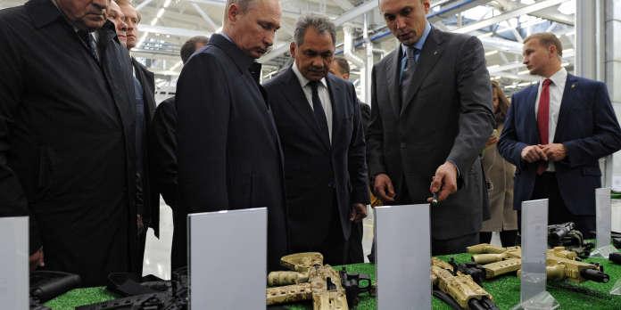 La Russie devient le deuxième producteur d'armes au monde