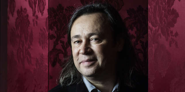 Stéphane Braunschweig, directeur de l'Odéon-Théâtre de l'Europe, à Paris, le 25 janvier.