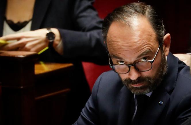 Edouard Philippe lors de la séance de questions au gouvernement, le 11 décembre.