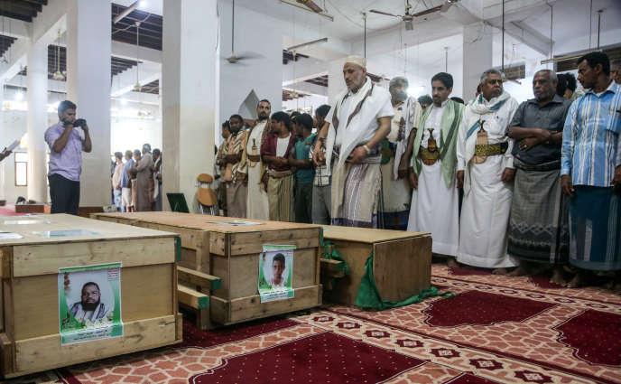 Ahmed Saleh Al-Essi, portrait d'un profiteur de guerre au Yémen