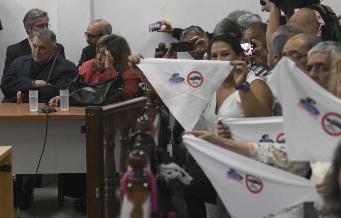Dictature en Argentine : des ex-cadres de Ford condamnés pour violation des droits humains